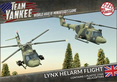 TBBX05 Lynx HELARM Flight (Plastic) Battlefront- Blitz and Peaces