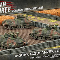TGBX04 Jaguar Jagdpanzer Zug Battlefront- Blitz and Peaces