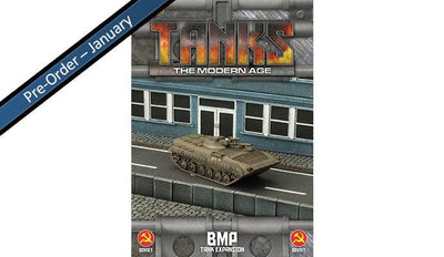MTANKS23 Soviet BMP Tank Expansion Battlefront- Blitz and Peaces