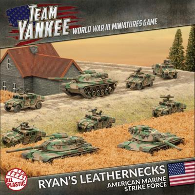 TUSAB3 Ryan's Leathernecks (Plastic Army Deal) Battlefront- Blitz and Peaces