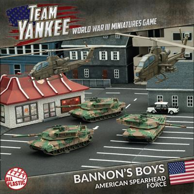 Bannon's Boys American Spearhead Force