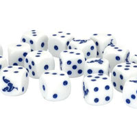 TFR900 Team Yankee French Dice Set Battlefront- Blitz and Peaces