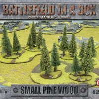 BB510 Small Pine Wood Battlefront- Blitz and Peaces