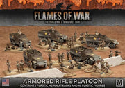 UBX51 Armored Rifle Platoon (Plastic) Battlefront- Blitz and Peaces