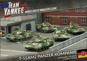 TEBX03 T-55AM2 Panzer Kompanie (Plastic) Battlefront- Blitz and Peaces