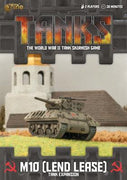 TANKS24 Soviet Lend Lease M10
