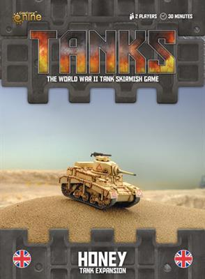 TANKS40 British Honey Tank Expansion