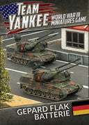 TGBX07 Gepard Flakpanzer Batterie Battlefront- Blitz and Peaces