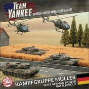 TGRAB2 Kampfgruppe Muller (Plastic Army Deal) - 2017 Battlefront- Blitz and Peaces