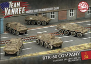 TSBX14 BTR-60 Transport Platoon (Plastic) Battlefront- Blitz and Peaces