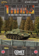 TANKS09 British Comet Tank Expansion