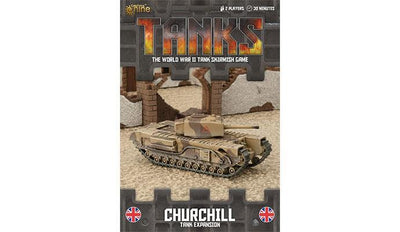 TANKS62 British Churchill Tank Expansion