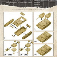 TANKS36 German Panzer III Tank Expansion Battlefront- Blitz and Peaces