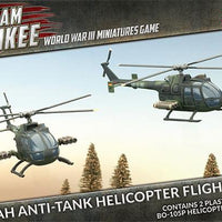 TGBX12 BO-105P Anti-tank Helicopter Flight Battlefront- Blitz and Peaces