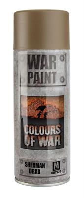 CWP220 Sherman Drab Spray