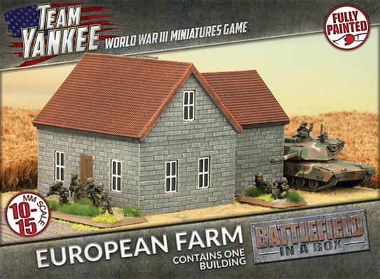 BB204 European Farm Battlefront- Blitz and Peaces