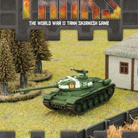 TANKS12 Soviet IS-2 Tank Expansion Battlefront- Blitz and Peaces