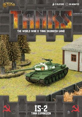 TANKS12 Soviet IS-2 Tank Expansion