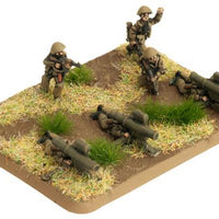 TEG706 East German Mot-Schutzen Heavy Weapons (33 figures) Battlefront- Blitz and Peaces