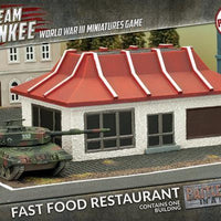BB207 Fast Food Restaurant Battlefront- Blitz and Peaces