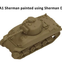 CWP220 Sherman Drab Spray  *Not for Export* Battlefront- Blitz and Peaces