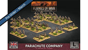 BBX49 Parachute Company (Plastic) Battlefront- Blitz and Peaces
