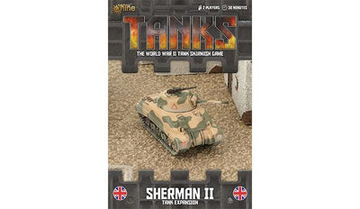 TANKS59 British Sherman II Tank Expansion