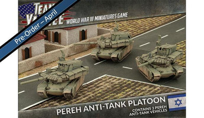 TIBX05 Pereh Anti-tank Platoon Battlefront- Blitz and Peaces