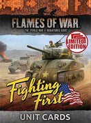 FW243U Fighting First Unit Cards Battlefront- Blitz and Peaces