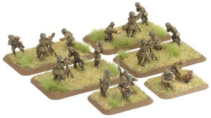 Mortar Platoon Battlefront- Blitz and Peaces