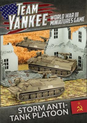 TSBX15 Storm Anti-tank Platoon Battlefront- Blitz and Peaces