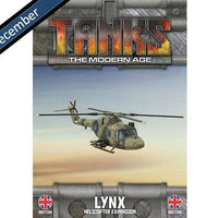MTANKS26 British Lynx Helicopter Expansion Battlefront- Blitz and Peaces