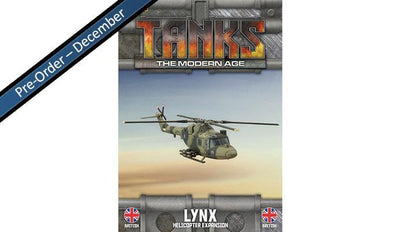 MTANKS26 British Lynx Helicopter Expansion