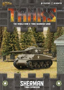 TANKS02 US Sherman Tank Expansion Battlefront- Blitz and Peaces