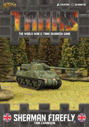 TANKS07 British Sherman Firefly Tank Expansion