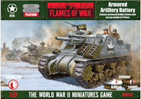 Armored Field Artillery Battery Battlefront- Blitz and Peaces