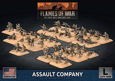 UBX86 Assault Company Battlefront- Blitz and Peaces
