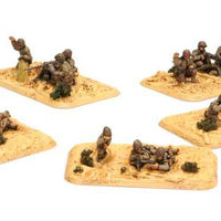 Armored Rifle Plt. Dismounted MG's Battlefront- Blitz and Peaces