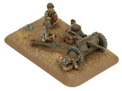 US788 37mm Anti-tank Gun Platoon Battlefront- Blitz and Peaces