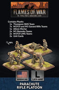 US792 Parachute Rifle Platoon (Plastic) Battlefront- Blitz and Peaces