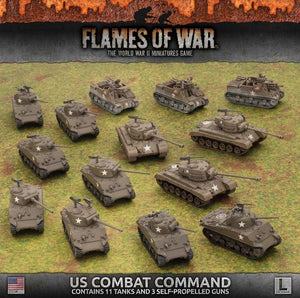 USAB09 US Combat Command Battlefront- Blitz and Peaces