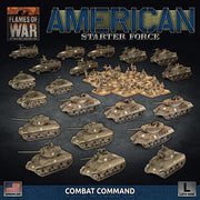 USAB10 Combat Command (Plastic) Battlefront- Blitz and Peaces