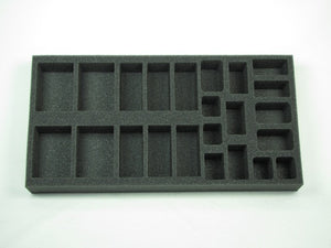 Flames of War US 3rd Infantry Division Support Foam Tray (BFM) 15.5W x 8L x 1.5H