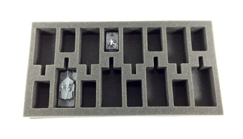 Flames of War US Abrams and M113 Foam Tray