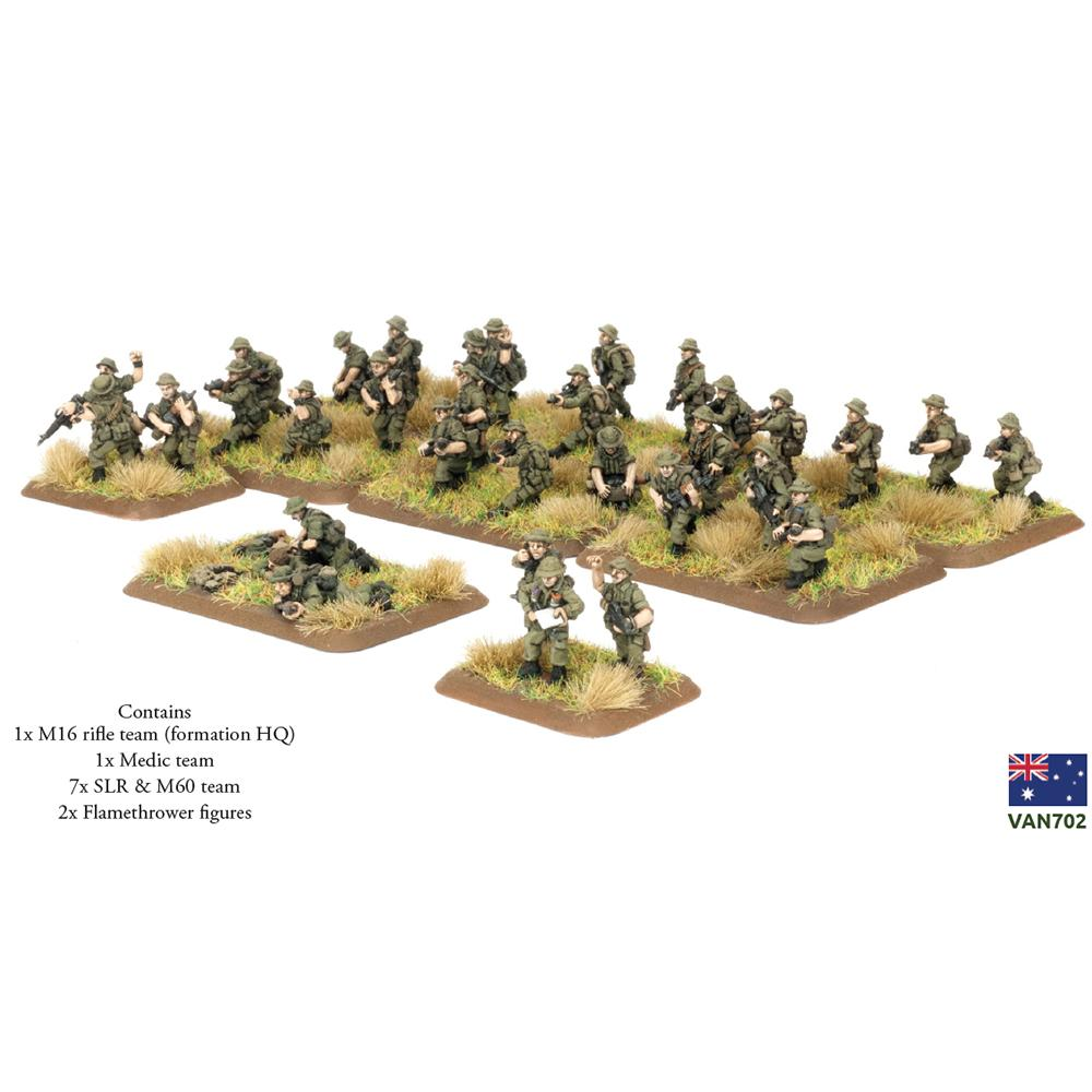 VAN702 Rifle Platoon Battlefront- Blitz and Peaces
