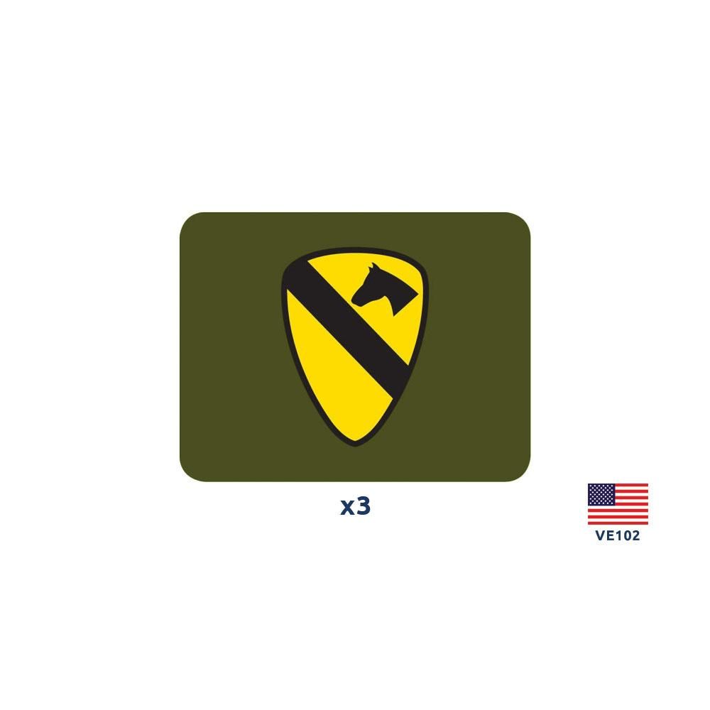 VE102 1st Cavalry Division (Airmobile) Objective Battlefront- Blitz and Peaces