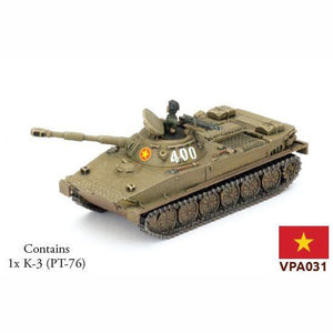 VPA031 K-3 (PT-76) Battlefront- Blitz and Peaces