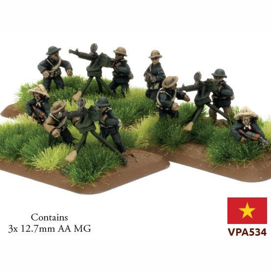 VPA534 Local Forces Anti-Air Platoon Battlefront- Blitz and Peaces