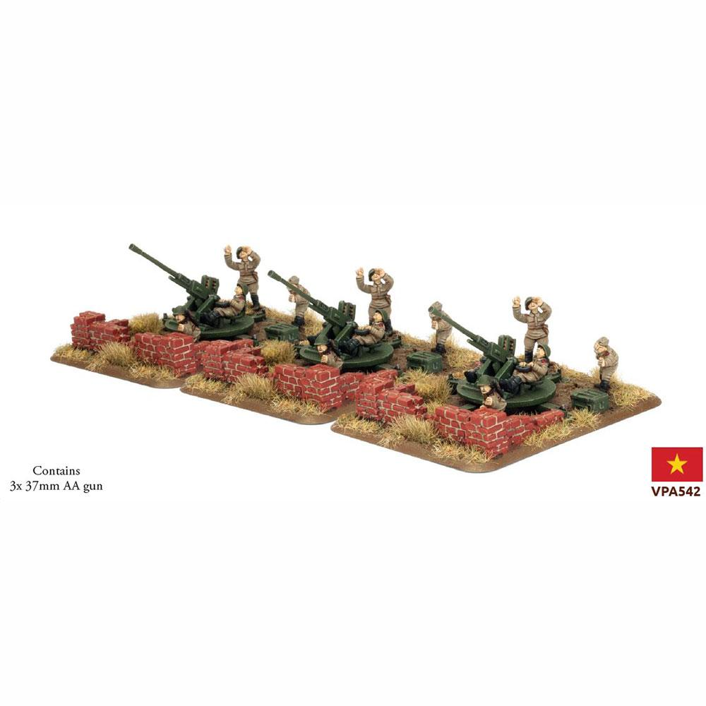 VPA542 PAVN 37mm AA Company Battlefront- Blitz and Peaces