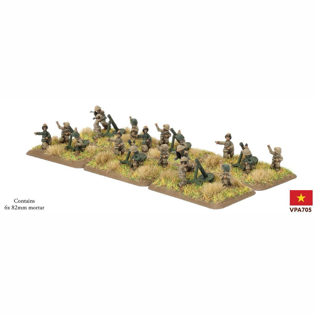 VPA705 PAVN 82mm Mortar Company Battlefront- Blitz and Peaces